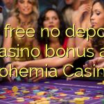 90 free no deposit casino bonus at Bohemia Casino