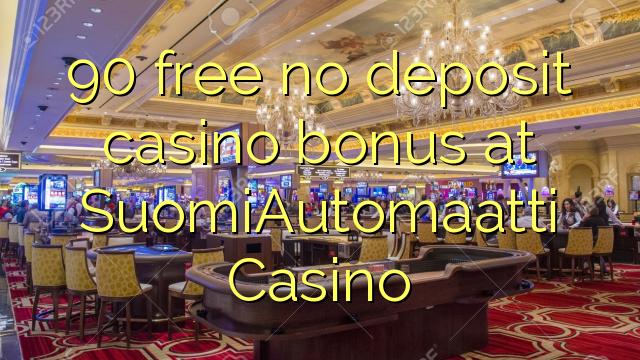 90 Frítt Nei Innborgun spilavíti bónus á SuomiAutomaatti Casino
