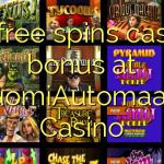 90 free spins casino bonus at SuomiAutomaatti Casino