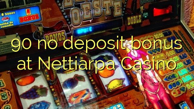 90 бонус без депозит в Казино Nettiarpa