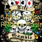 95 free spins at VIPRoom Casino