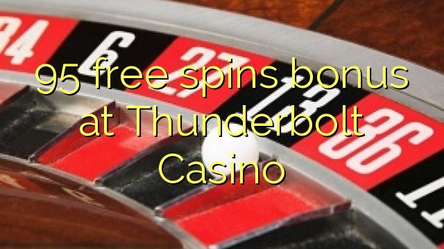 Thunderbolt casino coupons