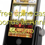 95 free spins casino bonus at Anna Casino