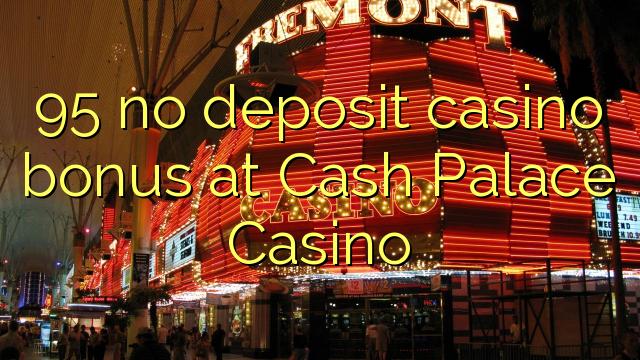 free cash no deposit casino