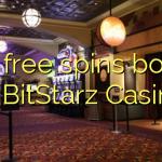 100 free spins bonus at BitStarz Casino