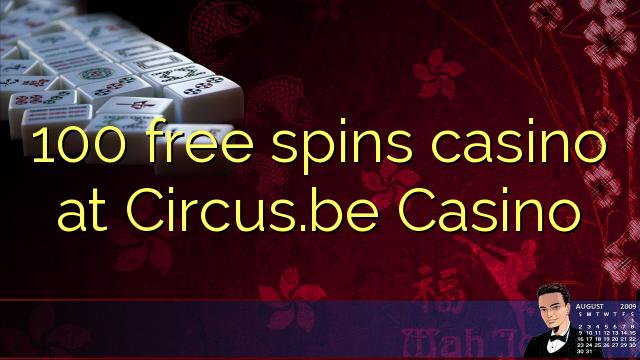 100 free spins online casino