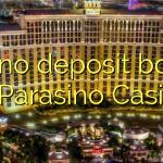 100 no deposit bonus at Parasino Casino