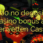 100 no deposit casino bonus at Interwetten Casino