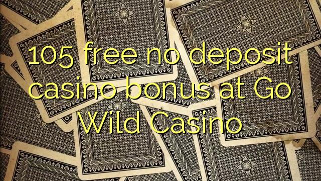 go wild casino no deposit bonus codes