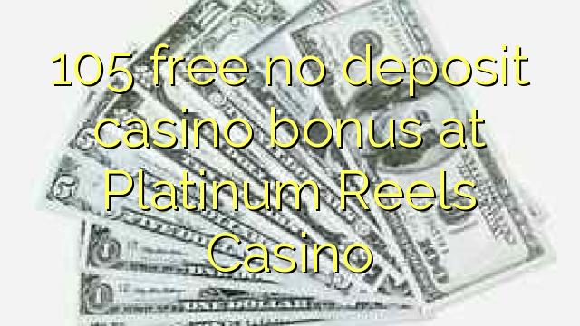 platinum reels online casino no deposit bonus code