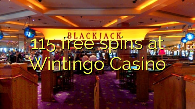 115 gratis spins på Wintingo Casino