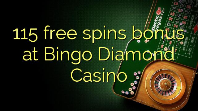 diamond casino bonus code
