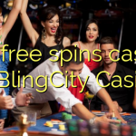 120 free spins casino at BlingCity Casino