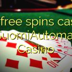 120 free spins casino at SuomiAutomaatti Casino