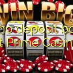 120 no deposit bonus at Prime Casino