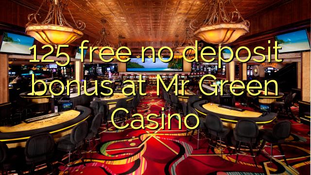 Mr green casino no deposit bonus code