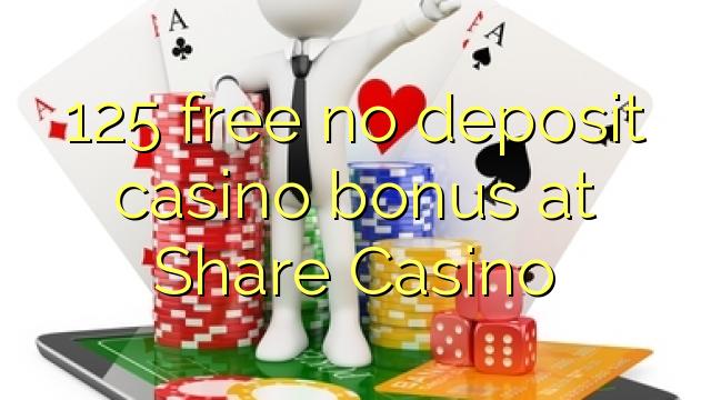casino share no deposit bonus codes