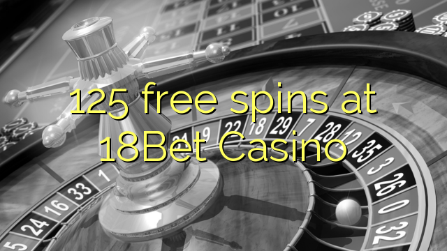 125 gratis spinn i 18Bet Casino