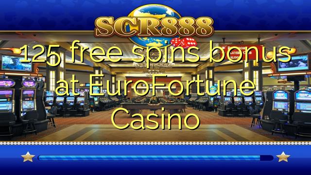 eurofortune casino