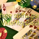 125 free spins casino at Villento Casino