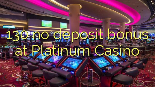 platinum casino no deposit bonus
