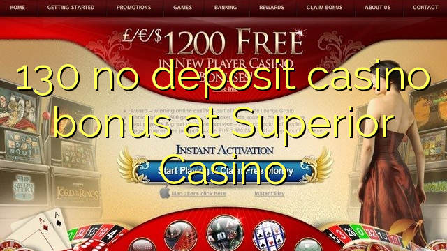 superior casino no deposit bonus codes