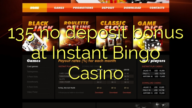 Top Casino No Deposit Bonus