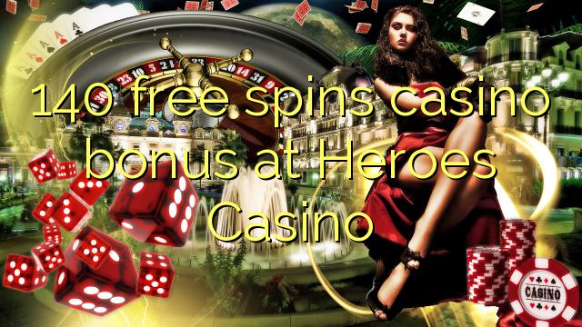 casino heroes no deposit free spins