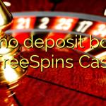 140 no deposit bonus at FreeSpins Casino