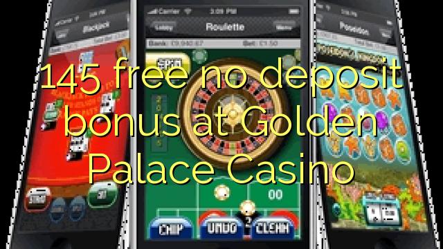 online casino no deposit bonus golden casino online
