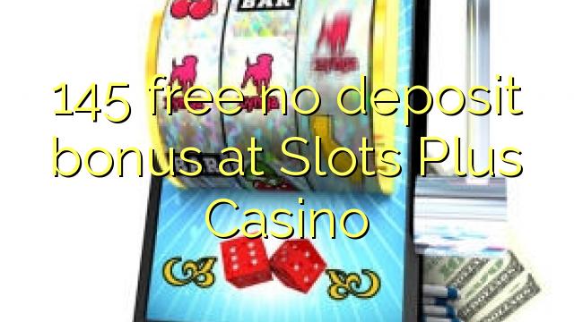 no deposit bonus codes for slots plus casino