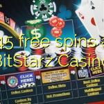 145 free spins at BitStarz Casino
