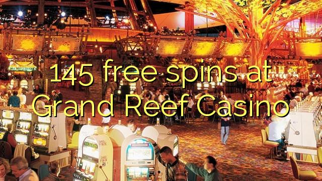 Grand Reef Casino-da 145 pulsuz spins