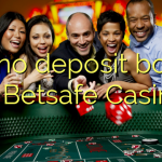 145 no deposit bonus at Betsafe Casino