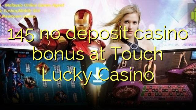 touch lucky casino bonus codes