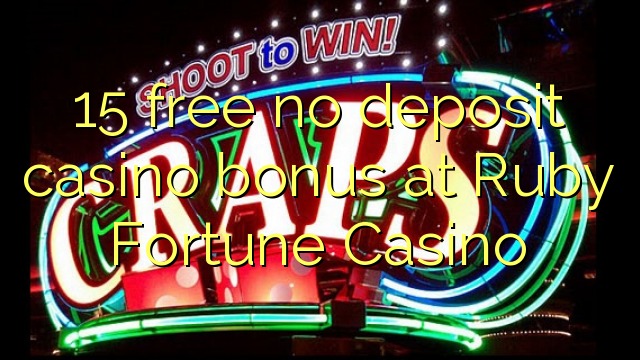 bonus codes for ruby fortune casino