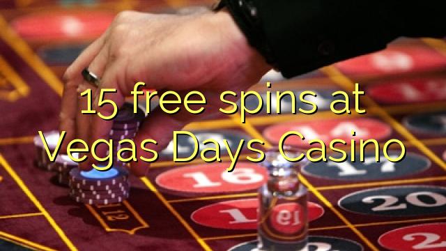 vegas days online casino