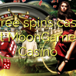 15 free spins casino at MoonGames Casino