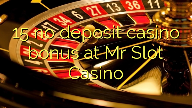 No deposit casino slots bonus