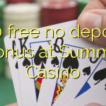 150 free no deposit bonus at Summit Casino