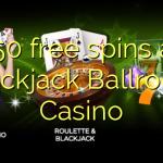 150 free spins at Blackjack Ballroom Casino