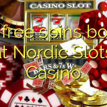 150 free spins bonus at Nordic Slots Casino