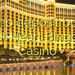 150 no deposit bonus at Heart Bingo Casino
