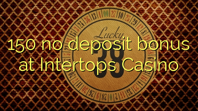 Intertops casino no deposit bonus codes 2018