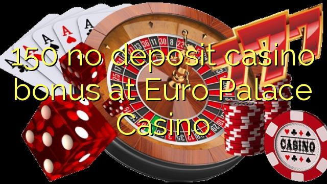 no deposit euro casino