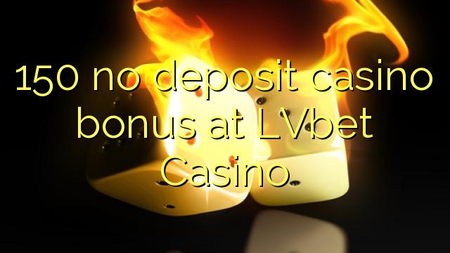 Lvbet Casino No Deposit