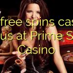 155 free spins casino bonus at Prime Slots Casino