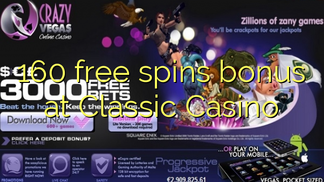 online casino free spins classic casino