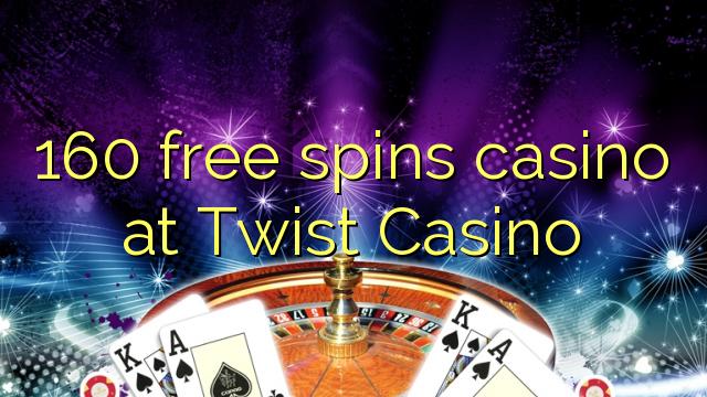 160 слободен врти казиното во пресврт Казино