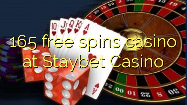 165 озод spins казино дар Staybet Казино